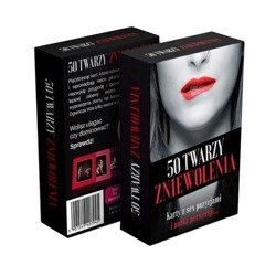 50 Twarzy Zniewolenia - erotyczna gra dla par