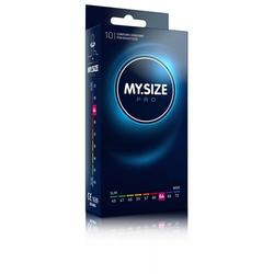 MY.SIZE 64 Dopasowane prezerwatywy - 10 szt