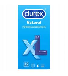 Prezerwatywa Durex - Extra Large XL 12 szt.