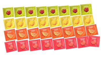 Prezerwatywa Durex - Pleasurefruits 32 sztuki