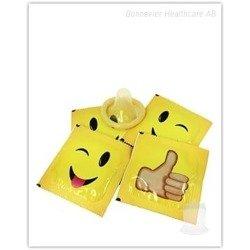 Prezerwatywy Pasante - Smiley - 1 sztuka