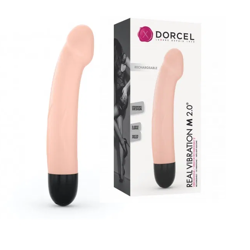Wibrator Dorcel Real Vibration M Flesh 2.0 cielisty