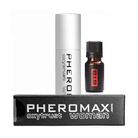 Feromony PHEROMAX OxyTrust Woman 14 ml + BTB 10 ml - dla kobiet