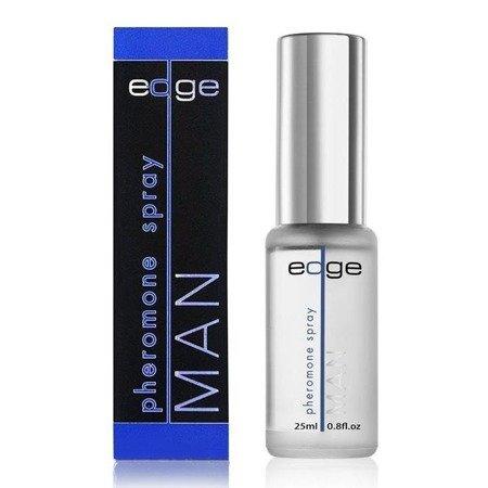 Feromony The Edge Man 25 ml - dla mężczyzn